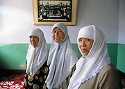 Muslim teachers, Northern China,