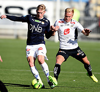 Fotball , 18. mars 2017 ,  Privatkamp , Strømsgodset - Sogndal 5-0<br /> Jakob Glesnes , SIF<br /> Martin Ramsland , Sogndal