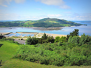 Inch Island, Lough Swilly, Donegal,