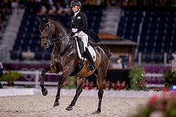 Von Bredow-Werndl Jessica, GER, TSF Dalera BB, 139<br /> Olympic Games Tokyo 2021<br /> © Hippo Foto - Dirk Caremans<br /> 24/07/2021