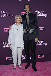 May 3, 2018 - Los Angeles, California, U.S. - Colin Kaepernick and Teresa Kaepernick arrives for the VH1's 3rd Annual 'Dear Mama: A Love Letter to Moms' at the Theatre at the Ace Hotel. (Credit Image: © Lisa O'Connor via ZUMA Wire)