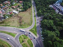 Banco de imagens das rodovias administradas pela EGR - Empresa Gaúcha de Rodovias. ERS-235 Canela (trevo municipal)/ ERS-020 São Francisco de Paula. FOTO: Jefferson Bernardes/ Agencia Preview