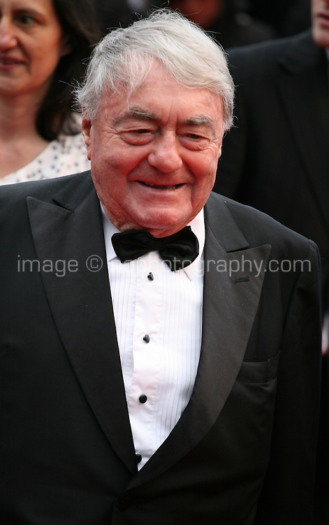Claude Lanzmann at the The Coen brother's new film 'Inside Llewyn Davis' red carpet gala screening at the Cannes Film Festival Sunday 19th May 2013