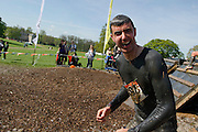 Tough Mudder - May 2012 - Northamptonshire - Ice Pool Warren Pole