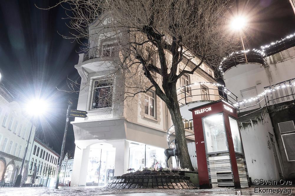 Tusentrappa.<br /> Foto: Svein Ove Ekornesvåg