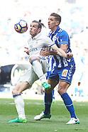 040217 Real Madrid v Deportivo Alves, La Liga football match