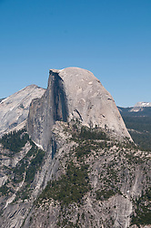 Half Dome, from Glacier Point, Yosemite National Park, California, USA.  Photo copyright Lee Foster.  Photo # california122361
