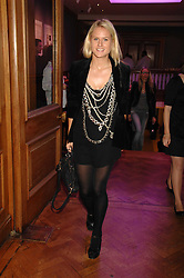 OLYMPIA SCARRY at an auction in aid of The Parkinson's Appeal for Deep Brain Stimulation 'Meeting of Minds' held at Christie's, King Street, London SW1 followed by a dinner at St.John, 26 St.John Street, London on 16th October 2007.<br /><br />NON EXCLUSIVE - WORLD RIGHTS
