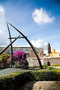 Parque San Francisco in Puebla