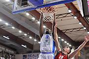 DESCRIZIONE : Eurocup 2015-2016 Last 32 Group N Dinamo Banco di Sardegna Sassari - Cai Zaragoza<br /> GIOCATORE : Jarvis Varnado<br /> CATEGORIA : Schiacciata Sequenza<br /> SQUADRA : Dinamo Banco di Sardegna Sassari<br /> EVENTO : Eurocup 2015-2016<br /> GARA : Dinamo Banco di Sardegna Sassari - Cai Zaragoza<br /> DATA : 27/01/2016<br /> SPORT : Pallacanestro <br /> AUTORE : Agenzia Ciamillo-Castoria/C.Atzori