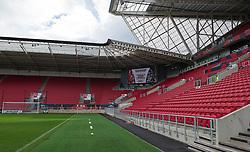 Corner of Ashton Gate Stadium showing the large screen - Mandatory by-line: Paul Knight/JMP - 01/10/2016 - FOOTBALL - Ashton Gate Stadium - Bristol, England - Bristol City v Nottingham Forest - Sky Bet Championship