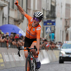TRENTO (ITA): CYCLING: SEPTEMBER 11th: <br /> Annemiek van Vleuten