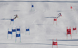 26.11.2020, Lech, AUT, FIS Weltcup Ski Alpin, Parallelslalom, Damen, Qualifikation, im Bild Feature // Feature in action during her qualification run of womens parallel slalom of FIS ski alpine world cup at the Lech, Austria on 2020/11/26. EXPA Pictures © 2020, PhotoCredit: EXPA/ Erich Spiess