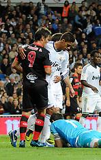 OCT 20 2012 Liga BBVA Real Madrid VS Celta de Vigo
