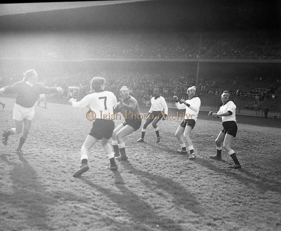 Charity GAA Match, Croke Park, TDs and Senators<br /> 26/03/1972
