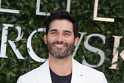 Tyler Hoechlin attends Atelier Swarovski - Cocktail Of The New Penelope Cruz Fine Jewelry Collection during Paris Haute Couture Fall Winter 2018/2019 in Paris, France on July 02, 2018. Photo by Nasser Berzane/ABACAPRESS.COM