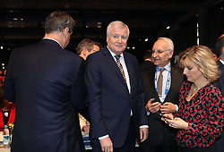 19.01.2019, Kleine Olympiahalle, Muenchen, GER, CSU Parteitag in München, im Bild Markus Söder, Horst Seehofer, Edmund Stoiber und, Daniela Ludwig // during the CSU party congress at the Kleine Olympiahalle in Muenchen, Germany on 2019/01/19. EXPA Pictures © 2019, PhotoCredit: EXPA/ SM<br /> <br /> *****ATTENTION - OUT of GER*****