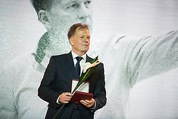 Peter Jetersnik at 54th Annual Awards of Stanko Bloudek for sports achievements in Slovenia in year 2018 on February 13, 2019 in Brdo Congress Center, Brdo, Ljubljana, Slovenia,  Photo by Peter Podobnik / Sportida