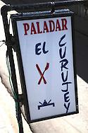 Paladar El Curujey in Gibara, Holguin, Cuba.