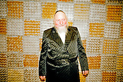 Portraits from a party during the Jewish holiday of Purim at the Krakow JCC.