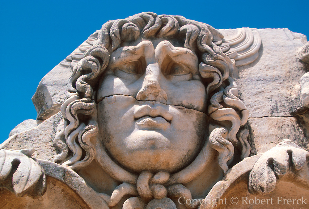 TURKEY, GREEK AND ROMAN Didyma; Temple Oracle of Apollo