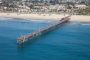 Ventura Pier Aerial Photo