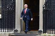 © Licensed to London News Pictures. 29/11/2012. Westminster, UK Foreign Secretary William Hague leaves Downing Street today 29th November 2012. Photo credit : Stephen Simpson/LNP