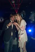 BLAIR METCALFE; KATIA ELIZAROVA, Tresor Paris 1st Birthday Party: Gilgamesh, Camden, The Stables Market, 9 May 2012