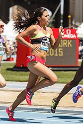 adidas Grand Prix Diamond League Track & Field: womens 800m, Brenda Martinez, USA, New Balance