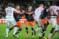 FOOTBALL - FRENCH CHAMPIONSHIP 2011/2012 - L1 - MONTPELLIER HSC v EVIAN TG - 1/05/2012 - PHOTO SYLVAIN THOMAS / DPPI -
