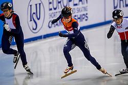13-01-2018 DUI: ISU European Short Track Championships 2018 day 2, Dresden<br /> Yara van Kerkhof NED #21