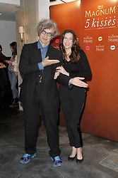 59509424..Liv Tyler and director Wim Wenders announce their movie project Magnum 5 Kisses during a press conference at Soho House on April 12, 2013 in Berlin, Germany, Berlin, Germany, April 12, 2013. Photo by: imago / i-Images. .UK ONLY
