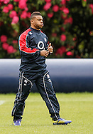 Picture by Andrew Tobin/Tobinators Ltd +44 7710 761829.24/05/2013.Kyle Eastmond of England during the England training session at Pennyhill Park, Bagshot ahead of the match against the Barbarians on 26th May 2013.