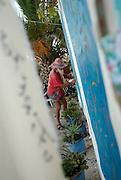 La Mola Hippie Market on sundays, Formentera