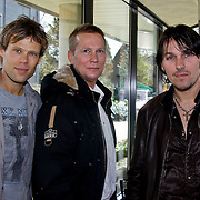NLD/Hilversum/20100402 - Start Sterren.nl radiostation, de 3J's