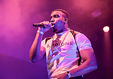 Bugzy Malone 19th October 2018