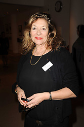Actress CAROL DRINKWATER at the annual Orion Publishing Group's Author party held in the Paul Hamlyn Hall, The Royal Opera House, Covent Garden, London on 22nd February 2010.