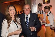ANDREW NEIL, The Veuve Clicquot Business Woman Award. Claridge's Ballroom. London W1. 11 May 2015.