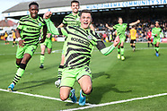 Cambridge United v Forest Green Rovers 070919