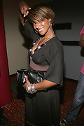 Chenoa Maxwell at ' The Real Chill Town' presented KING Magazine & Budweiser hosted by King Web Girl of the Year Milani Rose