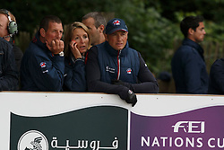 Clee Joe, Wauters Julie, Williams Guy, (GBR)<br /> Furusiyya FEI Nations Cup™ presented by Longines<br /> CHIO Rotterdam 2015<br /> © Hippo Foto - Dirk Caremans<br /> 19/06/15