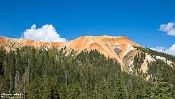 As seen from Corkscrew Gulch  Trail