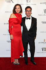 The American Ballet Theatre Celebrates It's 2017 Fall Gala - 18 Oct 2017