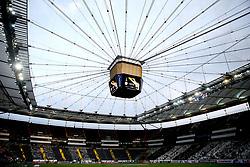 A general view of the stadium ahead of the UEFA Europa League Semi final, first leg match at The Frankfurt Stadion, Frankfurt.