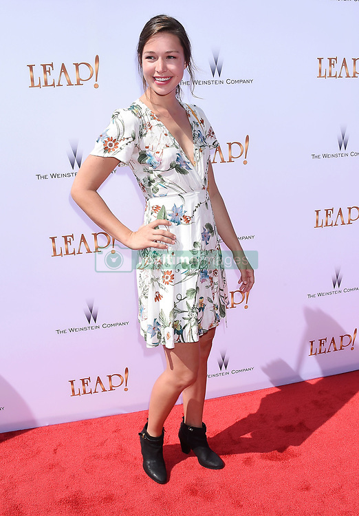 LOS ANGELES, CA - AUGUST 19: Actress Debbie Sherman attends the premiere of The Weinstein Company's 'Leap!' at Pacific Theatres at The Grove Los Angeles on August 19, 2017 in Los Angeles, California. 19 Aug 2017 Pictured: LOS ANGELES, CA - AUGUST 19: Actress Kendall Chappell attends the premiere of The Weinstein Company's 'Leap!' at Pacific Theatres at The Grove Los Angeles on August 19, 2017 in Los Angeles, California. Photo credit: Jeffrey Mayer / MEGA TheMegaAgency.com +1 888 505 6342