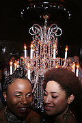 Atmosphere at the Trace Magazine annual launch for ' Black Girls Rule ' issue held at Merkato 55 on August 19, 2008
