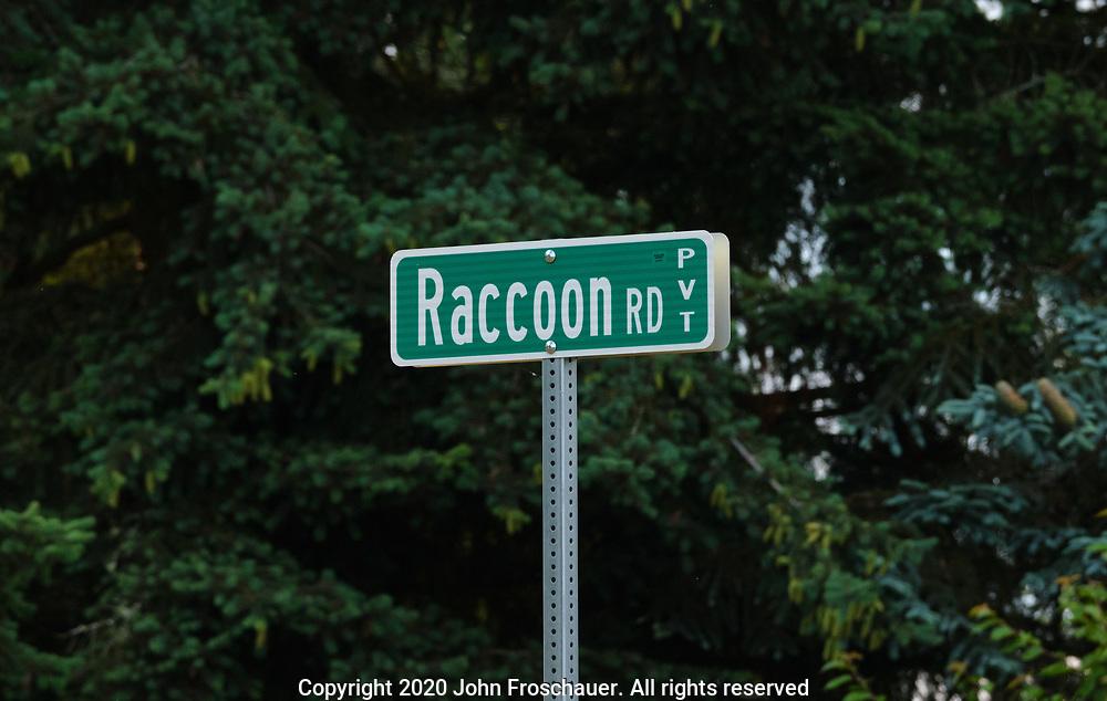 Raccoon Rd. on the Olympic Peninsula, Friday, July 10, 2020, near Sequim WA. (Photo/John Froschauer)