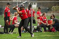 St Paul's School softball versus Tilton School.<br /> ©2017 Karen Bobotas Photographer