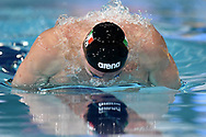 ORSI Marco ITA Italy <br /> Men's 200m Individual Medley Semi Final <br /> Glasgow 07/12/2019<br /> XX LEN European Short Course Swimming Championships 2019<br /> Tollcross International Swimming Centre<br /> Photo Andrea Staccioli / Deepbluemedia / Insidefoto
