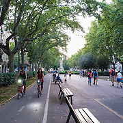 Cycling in Barcelona